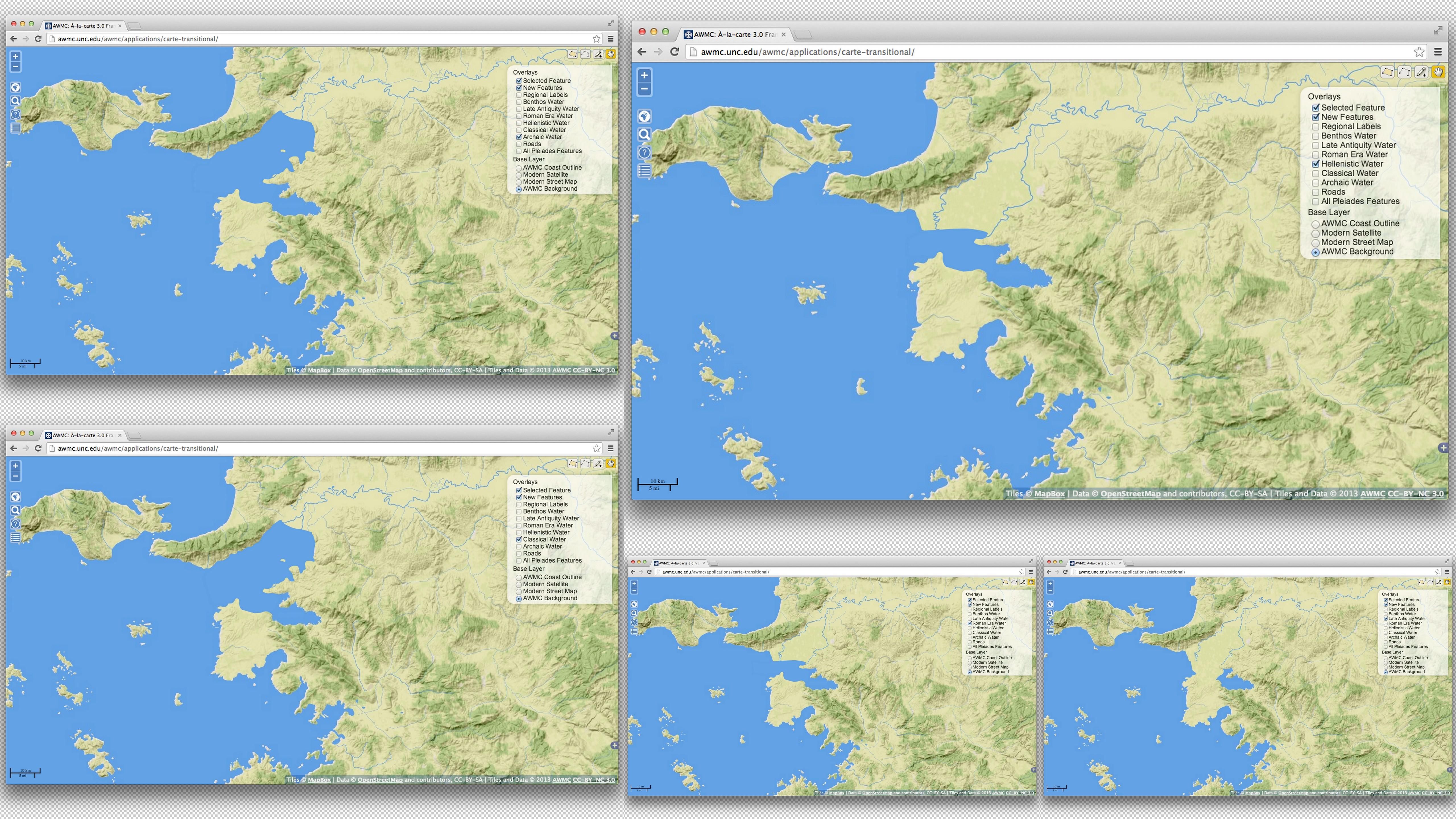 AWMC Map Tiles - World map online satellite 2014