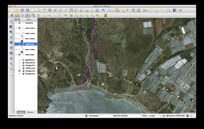 OSM data updates | AWMC Map Tiles