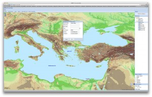 Research ancient world mapping center application is an interactive digital map of the ancient world built using open source software and data derived from the barrington atlas of the greek gumiabroncs Gallery