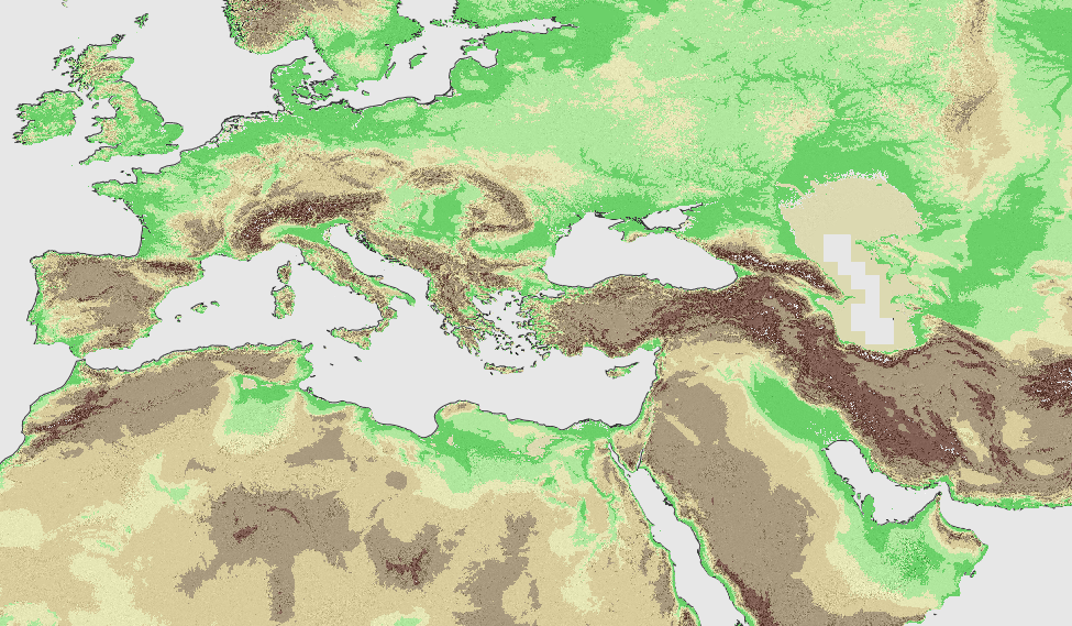 Resources ancient world mapping center elevation data gumiabroncs Images