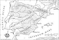 Iberian Peninsula | Ancient World Mapping Center