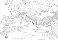 Roman Empire | Ancient World Mapping Center