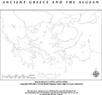Aegean Ancient World Mapping Center