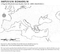 Roman empire ancient world mapping center version 3 outline no labels gumiabroncs Choice Image