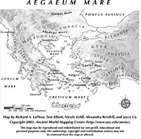 Aegean | Ancient World Mapping Center