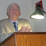 Talbert podium
